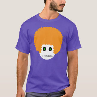 carrot top shirt. ginger.
