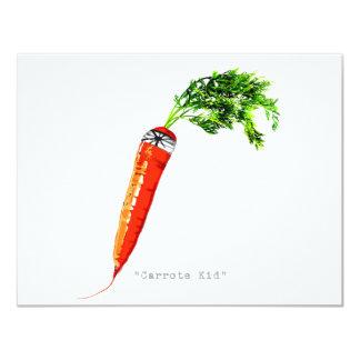 carrote kid-dark card