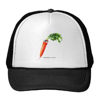 carrote kid-light trucker hat