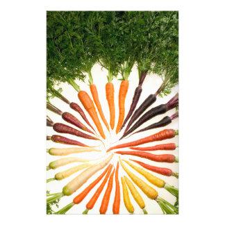 """Carrots 5.5"""" X 8.5"""" Flyer"""