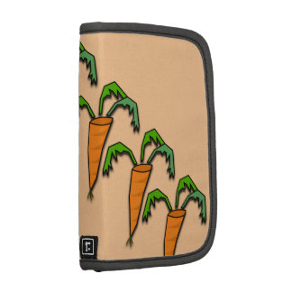 Carrots all Lined up Peach Color Organizer