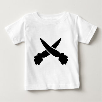 carrots black icon baby T-Shirt