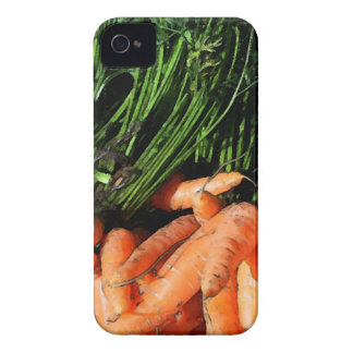 Carrots iPhone 4 Cover