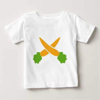 Carrots crossed baby T-Shirt