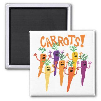 Carrots! Magnet