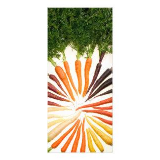 Carrots Rack Card