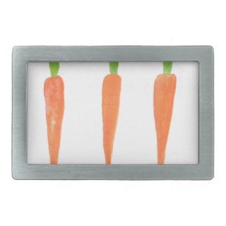 Carrots Rectangular Belt Buckle