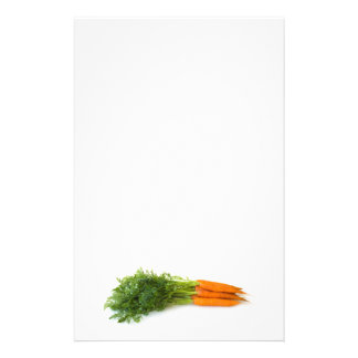 Carrots Stationery