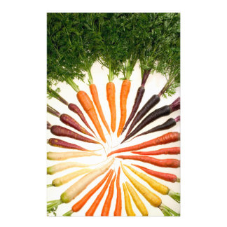 Carrots Stationery