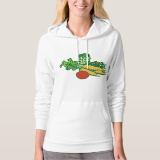 Carrots Tomatoes and More! Hoodie