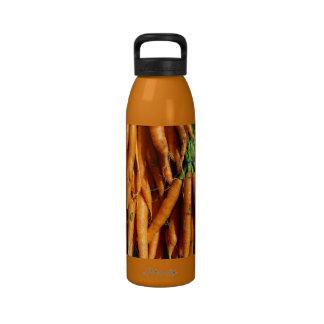 Carrots Water Bottles