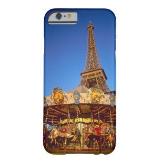 Carrousel, Eiffel Tower, Paris, France Barely There iPhone 6 Case