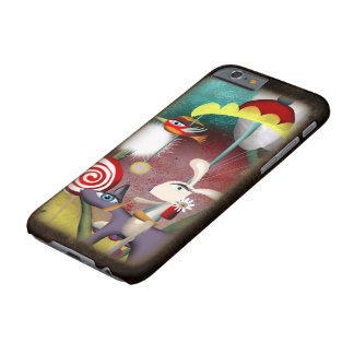 Carrousel fantasy art adorable barely there iPhone 6 case