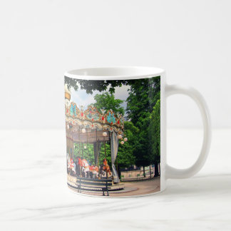 Carrousel in the Tuileries, Paris, France Coffee Mug
