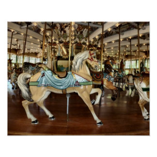 Carrousel Poster