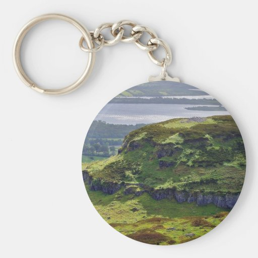 Carrowkeel Above The Hut Sites Key Chains