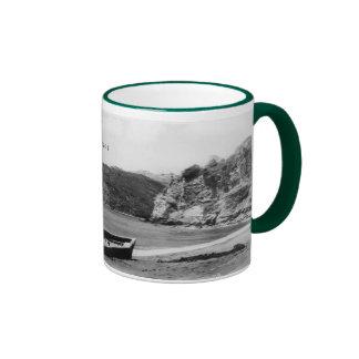 Carrs Bay - Montserrat Ringer Coffee Mug