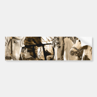 carrusel etiqueta de parachoque