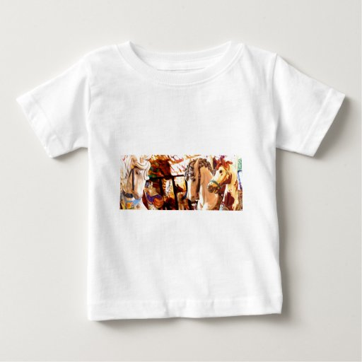 carrusel camisetas