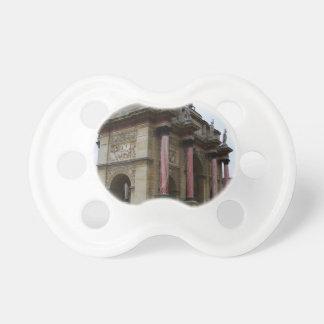 Carrusel de Arco del Triunfo de Chupetes De Bebe