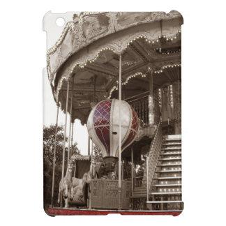 Carrusel de París iPad Mini Funda
