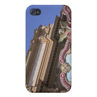 carrusel decorativo pintado con las imágenes de iPhone 4 carcasas