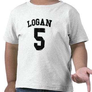 Carrusel Lastday de Logan 5 Camisetas