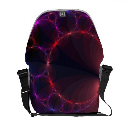 Carry Bag Fractal Courier Bag