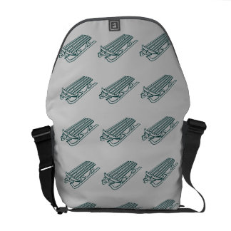 CARRY BAG(SLEIGHS) MESSENGER BAG