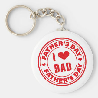Carry Clé Basic Father's Day Keychain