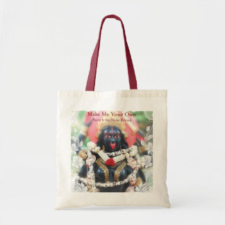 Carry Kali With You Tote Bag