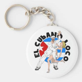 carry key el cubano loco key chains