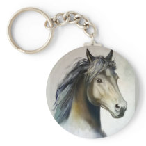 carry key horse keychain