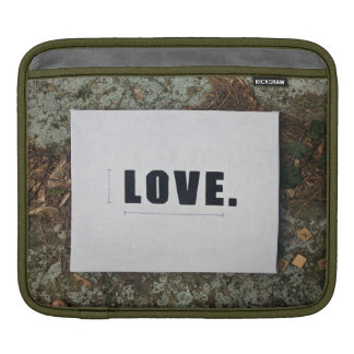 Carry Love Sleeve For iPads