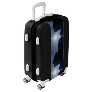 Carry on hard shell luggage
