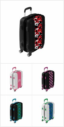 Carry On Luggage designs