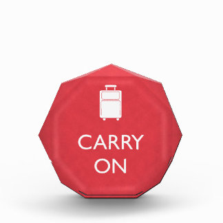 CARRY ON - Luggage - Funny Red Awards