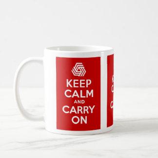 Carry On NCRR Mug