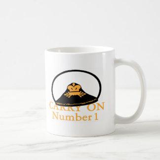 Carry on Number one Coffee Mug