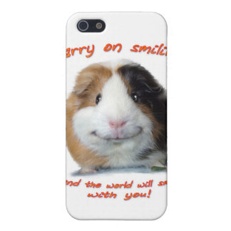 Carry on Smiling! Cover For iPhone SE/5/5s