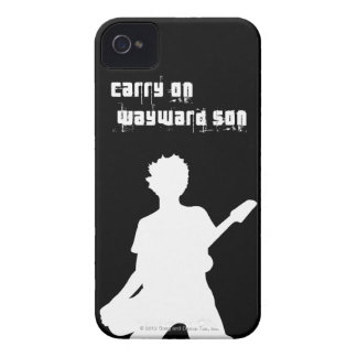 Carry On Wayward Son Case-Mate iPhone 4 Cases