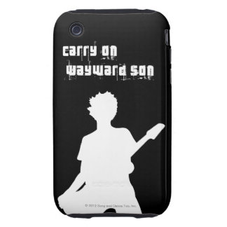Carry On Wayward Son iPhone 3 Tough Cover