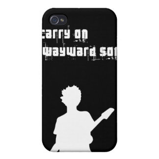 Carry On Wayward Son iPhone 4/4S Cover