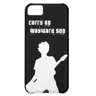 Carry On Wayward Son iPhone 5C Case