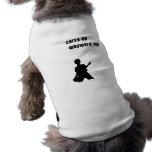 Carry On Wayward Son Pet Tshirt
