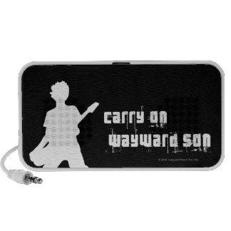 Carry On Wayward Son Mp3 Speaker