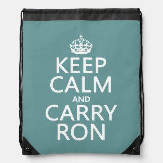 Carry Ron Drawstring Bag