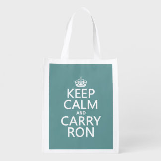 Carry Ron Market Totes