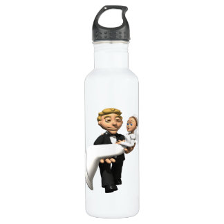 Carry The Bride Water Bottle