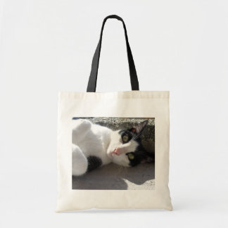Carry the Cat Tote Bags